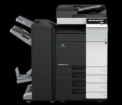 Konica Minolta Photocopy Machine Laser Photocopy Machine colour multifunctional machine
