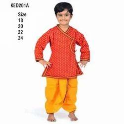 Boys Dhoti Kurta   Angrakha Dress 201