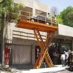 ZED Hydraulic Car Parking Lift