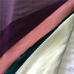 Plain Viscose Single Jersey Knitted Hosiery Fabric, GSM: 100-150, Non- Stitched