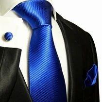 Tie Cufflinks and Hankey Set