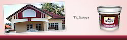 Berger White Tartaruga Decorative Paint, Packaging Size: 20 L