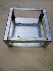 SS industries Square GI Flooring Box, for Junction Boxes