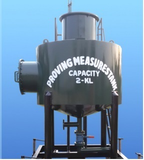 Prover Tank Mobile Prover Tank Manufacturer From Kolkata