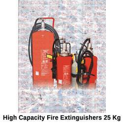 High Capacity Fire Extinguishers 25 Kg