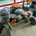 Weight Lifting Equipments