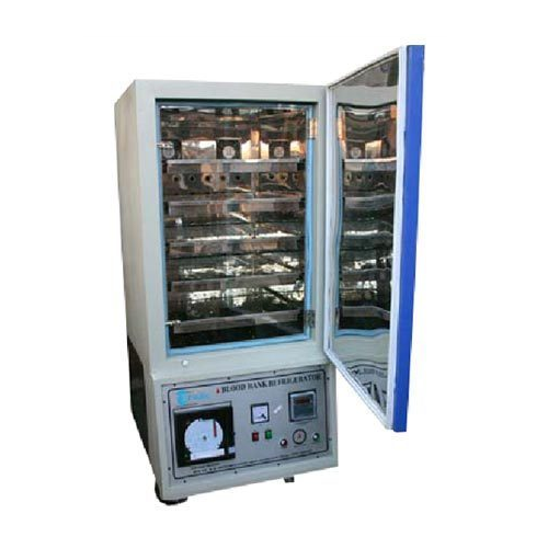 Ajanta Blood Bank Refrigerator for Laboratory, Model: AEI-534