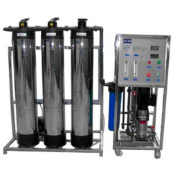 Electric Reverse Osmosis Plants