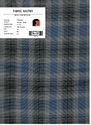 Yarn Dyed Checks Brushing Fabrics FM000320