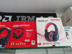 Clarity Bluetooth Intex Headsets