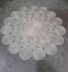 Jute Bubble Carpet