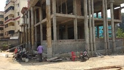 5 No Of Project Done Anyway Residency Building Construction Service, BILASPUR