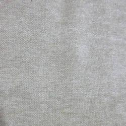 Grey Cotton Pearl Fabric