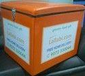 Grocery - Big Bike Delivery Box