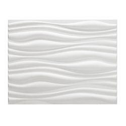 Vtc PVC 3D Panel, Size: 8feet*4feet