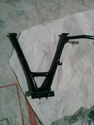 Two Wheeler Middle Stand
