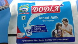 Dodla Dairy Products Toned Milk