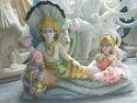 Laxminarayan marble statue