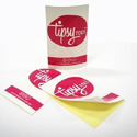 Adhesive Sticker Printing Services