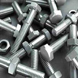 Nickel Alloy Nut Bolts
