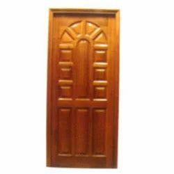 Designer Wooden Door, Decorative Wooden Door - Kansal Wood ...
