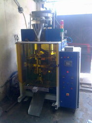 Automatic Food Snacks Packaging Machine