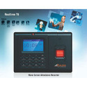 Realtime T6 Fingerprint Mono Screen Industrial Attendance Recorder