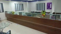 Bank Counter Unit