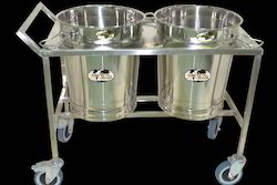 Double Bucket Trolley
