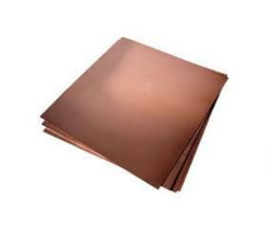 Copper Bonded Earthing Plate