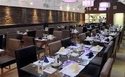 setting up restaurant