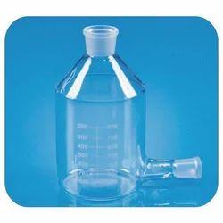 Esel Glass Aspirator Bottles, for Chemical Laboratory