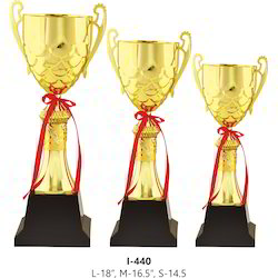 Gold Plated Sport Cup