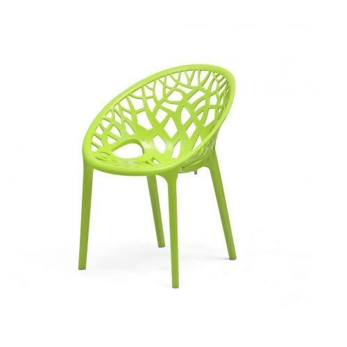 Lime Green Crystal PP Chair  sc 1 st  IndiaMART : lime green plastic chairs - Cheerinfomania.Com