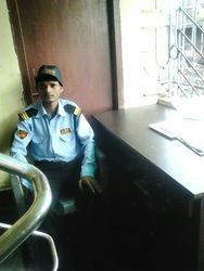 Male Morning Security Services For Office