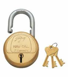 Godrej Nav Levers Deluxe Hardened Pad Lock