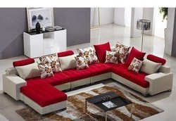 Corner U Shape Sofa Set