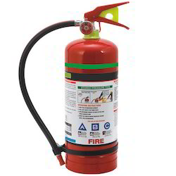 Clean Fire Extinguisher