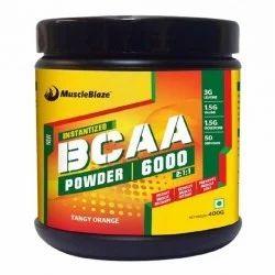 Muscle Blaze BCAA 6000 400g Orange