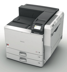 New Drivers: Ricoh Aficio SP 6330N Multifunction