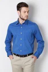 Mens Blue Color Shirts