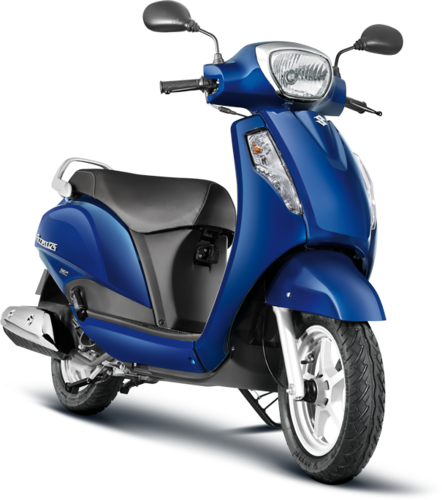 Scooters Bike - Ultralight And Robust 125cc Engine