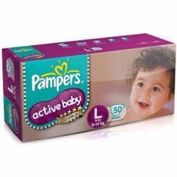 Pamper Baby Diapers