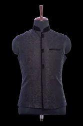Black Dupian Velvet Jacket
