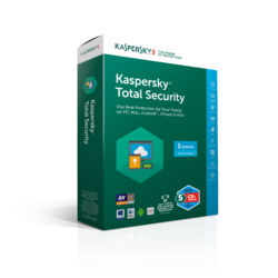 Kaspersky Total Security - Multi Device