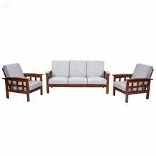 Charmant Royaloak Sydney Sofa Set With Grey Upholstery