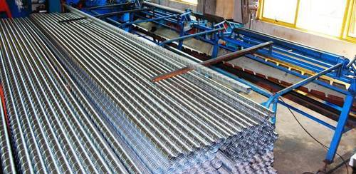 Galvanized Corrugated Sheet | Utracon Structural Systems Pvt