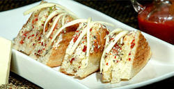Cheese Masala Sandwich