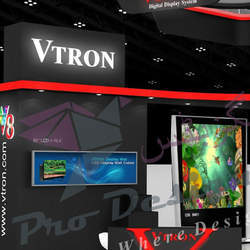 Exhibition Stand Planner : Pro design exhibits service provider of event planner