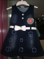 Girl One Pices Dress